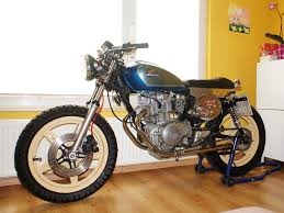 1981 honda cm400a u2013 rare hondamatic u2013 cafe racer cafe racers for