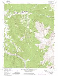 Map Of Loveland Colorado by Keystone Topographic Map Co Usgs Topo Quad 39105e8