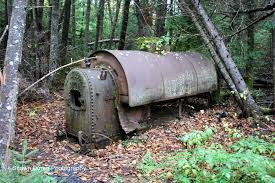 Allagash Allagash Everywhere Toy Story Everywhere Meme - the hulk of a steam powered lombard log hauler rests in the forest