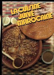 recette de cuisine juive la cuisine juive marocaine livre paperblog