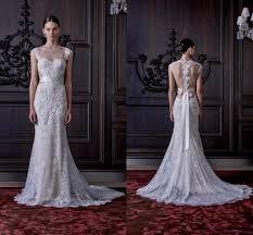 lhuillier wedding dress lhuillier wedding dress mermaid bridalblissonline