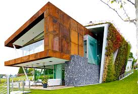 energy efficient house designs exploring the world of green roofs and underground homes