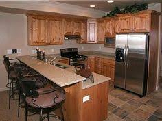 Kitchen Pine Cabinets Modern Kitchens With Pine Cabinets Knotty Hickory Cabinets