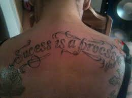 even more tattoo spelling fails no regert guff