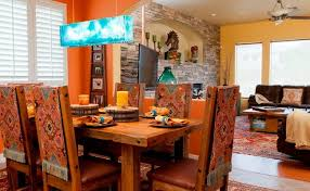 Southwest Dining Room Furniture Southwestern Style Decor Wayfair