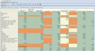Interim Balance Sheet Template Tax Basis Balance Sheet