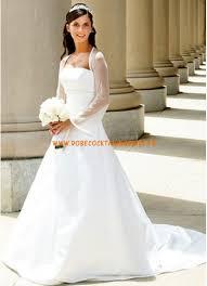 robe de mari e simple pas cher robe simple blanche 2012 avec boléro pas cher robe de mariée taffetas