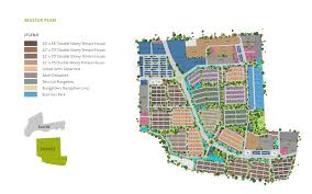 Cluster House Plans Setia Ecohill 2