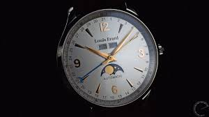 louis erard 1931 moonphase escapement magazine watch news