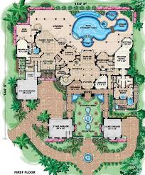 mansion house plans 6 bedroom 7 bath mansion house plan alp 08cf allplans com