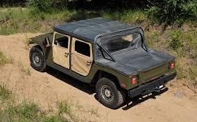 jeep hummer conversion diy h1 am general announces new 59 995 civilian humvee c series kits