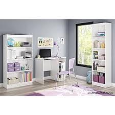 Narrow Reception Desk Computer Desks Office Hutches Kmart