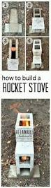 What Is A Cooktop Stove This Is A Rocket Stove U0026 Cooktop The Idea Is That The