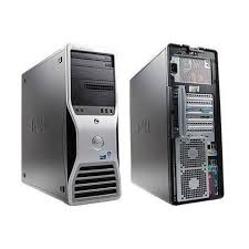 dell ordinateur de bureau ordinateur de bureau dell t5500 occasion destockage informatique