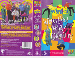 opening to the wiggles whoo hoo wiggly gremlins 2003 australian