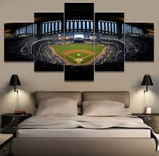 Baseball Decorations For Bedroom by Online Get Cheap Baseball Wall Art Aliexpress Com Alibaba Group