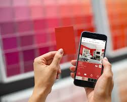 choosing paint colors is now a snap proud green home