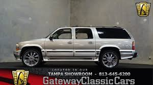 Southern Comfort Avalanche For Sale 709 Tpa 2002 Chevrolet Suburban Southern Comfort Youtube