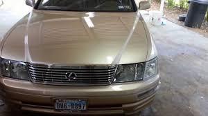 lexus ls400 2001 1996 lexus ls400 youtube