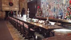 Dining Table Picture Of Hearst Castle San Simeon TripAdvisor - Hearst castle dining room