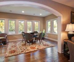 Basement Window Curtains - boston basement window curtains sunroom traditional with faux wood
