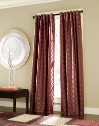 Crushed Sheer Voile Curtains by Abri Rod Pocket Crushed Sheer Curtain Panels Mocha How To Sew A
