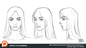 Face Vase Drawing Drawing And Digital Painting Tutorials Online Learn How To Draw
