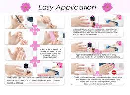 amazon com y u0026s gel nail polish temperature color changing soak