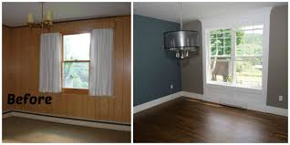 Laminate Flooring Before And After Before And After Yourspaceourdesign