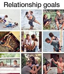 Relationship Goals Meme - 5 reasons why relationship goal posts need to stop existing