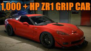1000 hp corvette need for speed 2015 1000 hp grip king corvette zr1