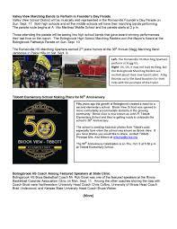 Seeking Band Trailer This Week In Valley View School District 09 15 17 School News