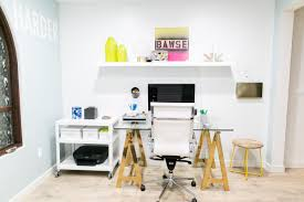mr kate an organized and modern home office for