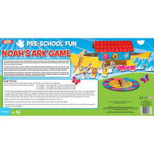 noah u0027s ark game religious board games by ideal