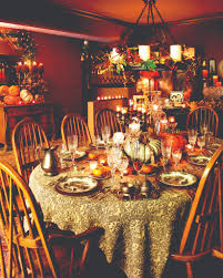 sterling a thanksgiving dinner decor together with
