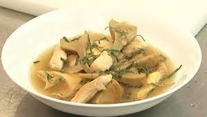 cuisine artichaut cuisson recette de raviole de ricotta aux artichauts minutefacile com