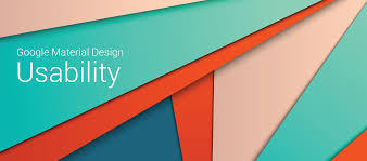 the usability of visual design frameworks and google u0027s material