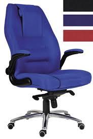 fauteuil de bureau solide fauteuil large assise malec fauteuil avec assise large et