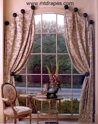Curtains For Palladian Windows Decor Arched Window Treatment Idea Image Of Window Treatments For Arched