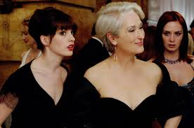 the hairstyle of the devil the devil wears prada a fashion movie that hates fashion time