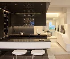 kitchen room inspirational modern apartment interior design ideas