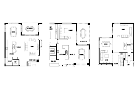 open floor plans porter davis how to furnish an open plan living space
