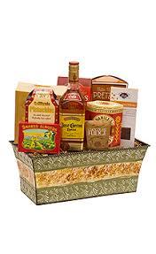 tequila gift basket liquor gift baskets