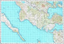 San Francisco Topographic Map by Download Topographic Map In Area Of Legaspi Gaba Guindahap