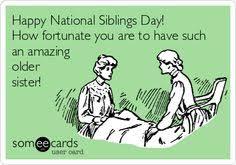 National Sibling Day Meme - eva mendes leads national sibling day celebrations with throwback