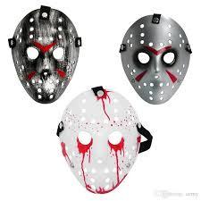 Mardi Gras Halloween Costume Retro 2017 Jason Mens Mask Mardi Gras Masquerade Halloween
