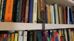 bookshelves metal make custom bookshelves and metal hangers 5 steps with pictures