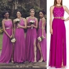 fuschia wedding dress discount fuschia wedding dress ruffles 2017 fuschia wedding