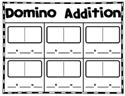 domino addition freebie i need this for my domino parking lot