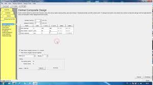 design expert 7 user manual design expert 7 analisa data 3 variabel 1 respon dengan rsm
